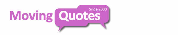 Quotes for moving home logo